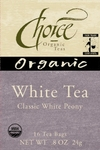 Choice Organic Teas' White Tea