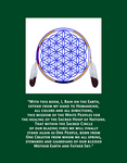 """The Ancient Wisdom of the 12 Days of Christmas:  The Hidden Teachings behind the Song"" by Rain on the Earth (back cover)"