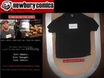 LAFJ and Newbury Comics