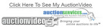 When users see this banner, they'll know an auction contains video.