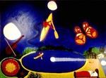 """""""Dreaming at Pepere's Lake"""""""