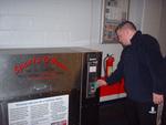 Sports-O-Zone Equipment Deodorizing and Sanitizing Kiosk