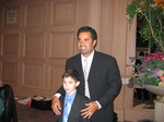 Ozzie Guillen Chicago White Sox Manager