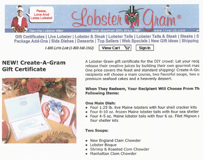 Unique Gift Idea Allows You To Create Your Own Gift Certificate