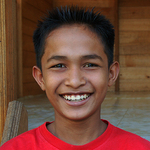 One of the Tsunami Orphans provided for by OI