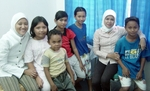 Health Clinic for Tsunami Orphans