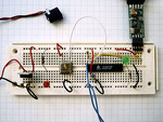 SX28 Based Computer on Solderless Breadboard