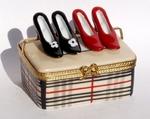 Burberry Shoe Rack
