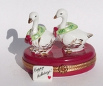 Holiday Geese