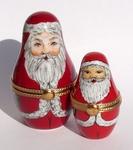 Russian Santa Claus boxes