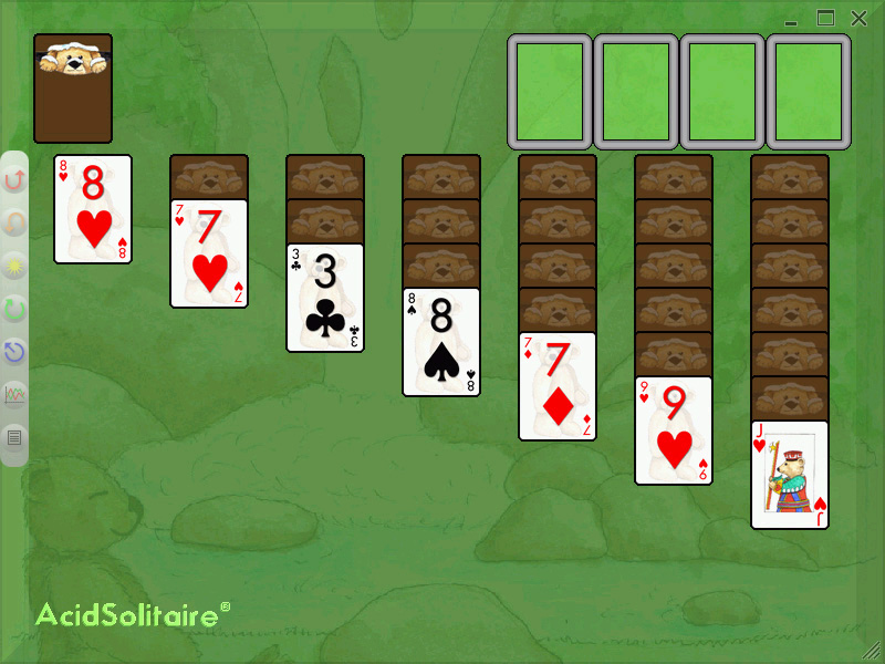 cards games solitaire freecell