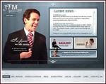 Jim Bozzini's web site launch