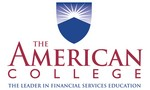 Logo for The American College