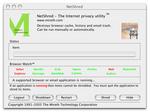 NetShred X Screen Shot