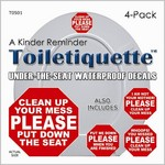 Toiletiquette