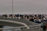 Hundreds of Runners