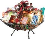 Distinctive gift baskets from www.GiftBasketsDeluxe.com