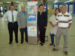 Bonbini - Welcome to the survey and information kiosks in the Aruba Cruise Terminal