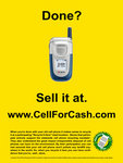 Get Cash For Your Old Cell Phone!