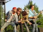 LoCash Cowboys Entertain at Nashville Palace