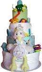 Special Delivery Diaper Cake