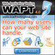 WAPT 4.0: Web Site Load, Stress and Performance Testing