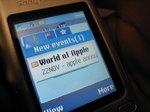 World of Apple Text Message Summary
