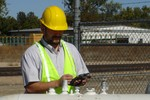 MobileDataforce specializes in providing mobile solutions for 'hard hat' industries.