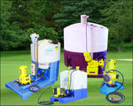 Golf courses everywhere are saving time, money, and labor by using Agri-Inject's fertigation and chemigation products.