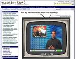 Screenshot of The HotBizz Report video newsletter @ HotBizz.com