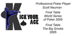 Kick Your Ace - Logo for Scott Neuman