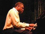 Mulgrew Miller, The Prince of Keys, is appearing at Sweet Rhythm