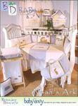 Brandee Danielle Noah's Ark Baby Bedding Collection