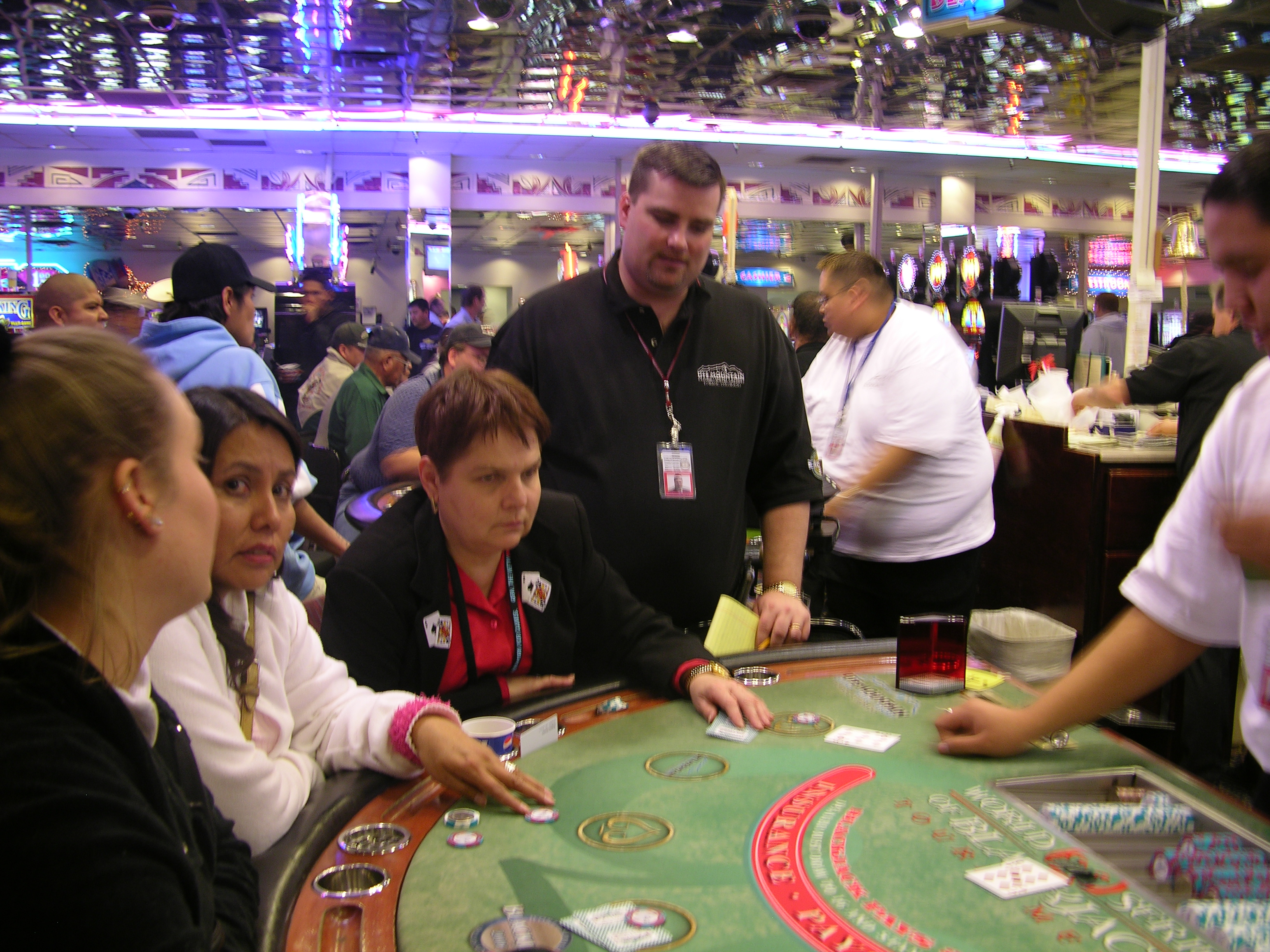 1 dollar blackjack tables in vegas