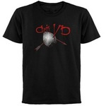 Anti VD black t-shirt