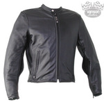 Vanson Leathers Drifter Leather Motorcycle Jacket