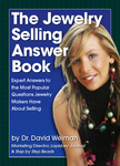 Dr. David Weiman's new eBook, The Jewelry Selling Answer Book