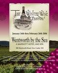 Winter Wine Festival Poster