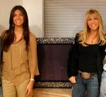 Brittny and Lisa Gastineau