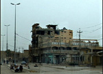 Down Town Falluja, destroyed by American fire