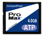 ATP 150X High Speed ProMax CompactFlash Card