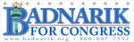 Badnarik for Congress Logo