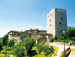 Rentvillas.com can arrange your stay at this ancient Vertine hamlet, called Il Rifugio, providing picturesque surroundings for an intimate Tuscany vaction with your loved one.