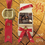 Buy chocolates for Chinese New Year