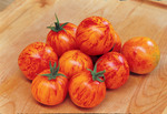 Tomato Red Lightning  is hip to harvest from home