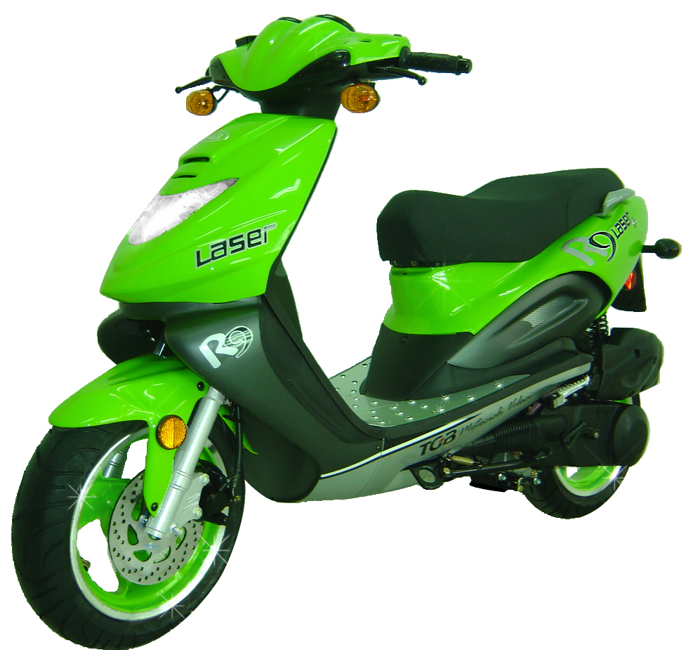 2006 Tgb Motor Scooters Now Have 2 Year Unlimited Miles