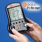 Sudoku Handheld Electronic Game