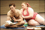Kate Debelack & Tyler Pierce in Neil LaBute's Fat Pig