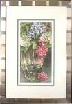 "John Bowen ""Springtime Floral I"""