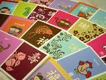 Wanart Greeting Cards